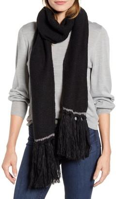 Kate Spade Knit Tassel Scarf