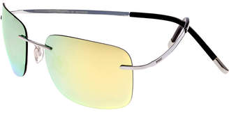 Breed Men's Orbit 35Mm Polarized Sunglasses