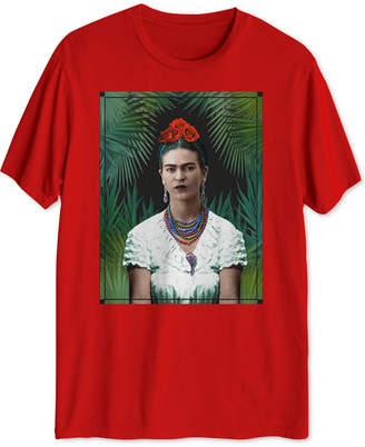 Hybrid Men's Frida Kahlo Graphic T-Shirt