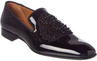 Christian Louboutin Ecupump Patent Loafer