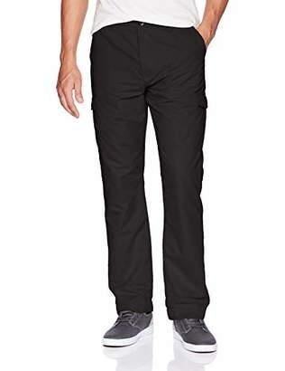 Quiksilver Men's Valley Floor Cargo Pant