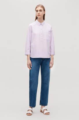 Cos SHIRT WITH CHEST POCKET