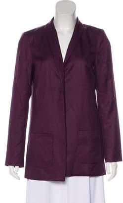 Harvey Faircloth Silk Casual Jacket