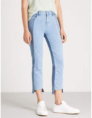 J Brand Ruby cigarette high-rise jeans