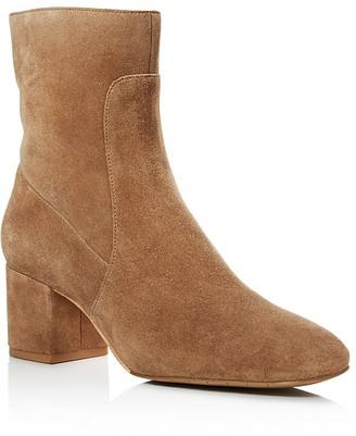 Kenneth Cole Noelle Block Heel Booties $170 thestylecure.com