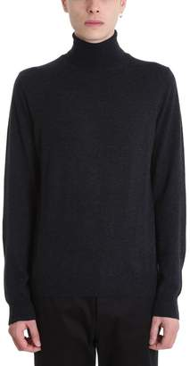 Maison Margiela Black Wool Sweater