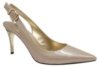 J. Renee Brunhilda Pointed Toe Slingback Heel - Wide Width Available
