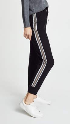 Sundry Cozy Stripe Sweatpants