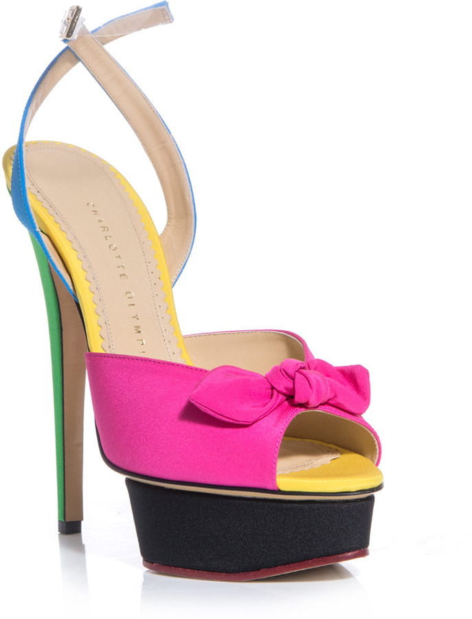 Charlotte Olympia Serena shoes