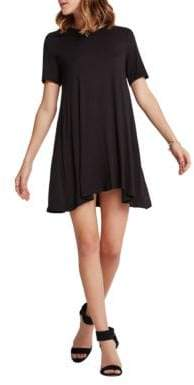 BCBGeneration Back Yoke A-Line Dress