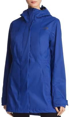 The North Face City Midi Trench Coat