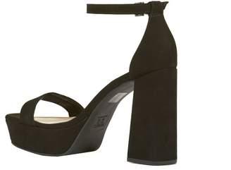 Schutz Minimal Half Pata Platform Sandals