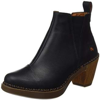 Art Women''s Sol Ankle Boots, (Memphis Black 1161)