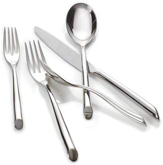 Nambe 'Frond' 5-Piece Stainless Steel Place Setting