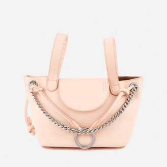 Meli-Melo Women's Linked Thela Mini Tote Bag - Saturn Nude
