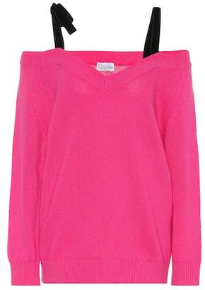 RED Valentino Virgin wool sweater