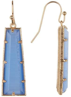 14th & Union Rectangle Single Drop Earrings