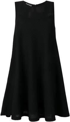 Moschino flared mini dress