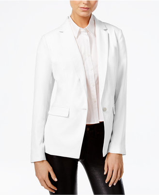 Bar Iii Single-Button Blazer, Only at Macy's $89.50 thestylecure.com