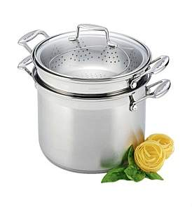 Scanpan Impact Stainless Steel Multipot 24Cm