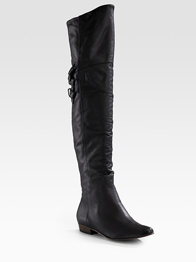 Joie Coachella Flat Over-The-Knee Boots
