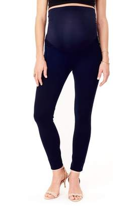 Ingrid & Isabel R) Ponte Knit Skinny Maternity Pants