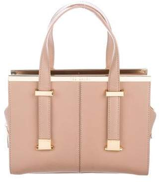 Ted Baker Ameliee Leather Satchel