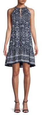 Max Studio Floral Shift Dress