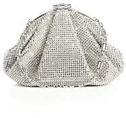 Judith Leiber Couture Couture Women's Enchanted Swarovski Crystal& Satin Clutch