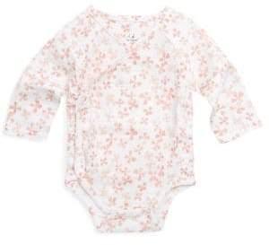 Aden Anais Baby's Kimono Cotton Bodysuit