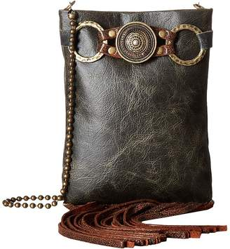 Leather Rock Gemma Crossbody Cross Body Handbags