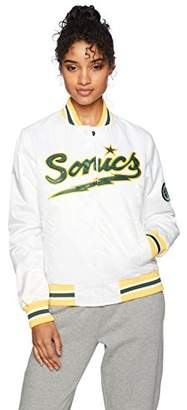 Starter Women's NBA Seattle Sonics Jacket