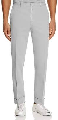 Polo Ralph Lauren Cotton-Linen Blend Slim Fit Trousers - 100% Exclusive $265 thestylecure.com