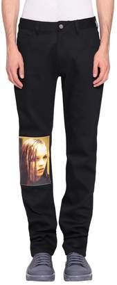 Raf Simons Christiane F. Wet Hair Patch Jeans