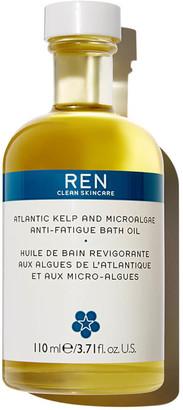 Ren Skincare Ren Clean Skincare Atlantic Kelp and Microalgae Anti-Fatigue Bath Oil 110ml