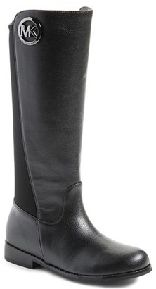 MICHAEL Michael Kors 'Emma Lily' Riding Boot (Walker, Toddler, Little Kid & Big Kid) $49 thestylecure.com