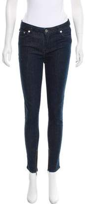 BLK DNM Mid-Rise Jeans