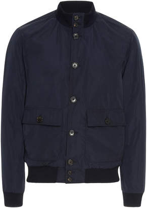 Privee Salle Bowie Technical Bomber Jacket