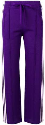 Etoile Isabel Marant side stripe trousers