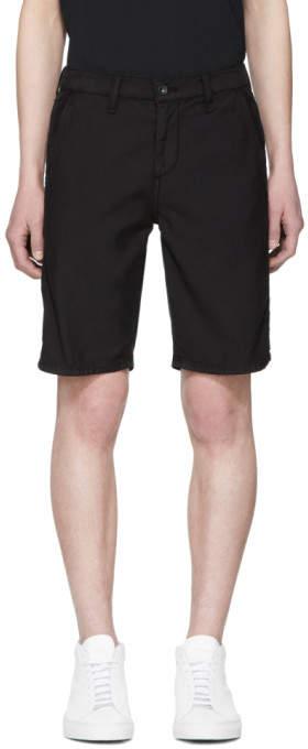 Black Standard Issue Shorts