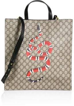 Gucci GG Snake Tote