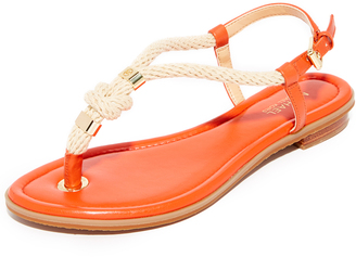 MICHAEL Michael Kors Holly Sandals $120 thestylecure.com