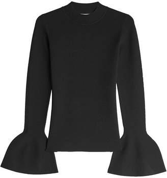 Diane von Furstenberg Turtleneck Knit Pullover