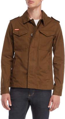 Superdry Olive Rookie Jacket