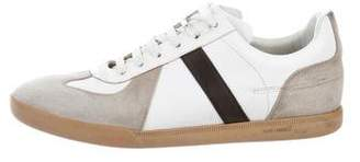 Christian Dior B01 Round-Toe Low-Top Sneakers