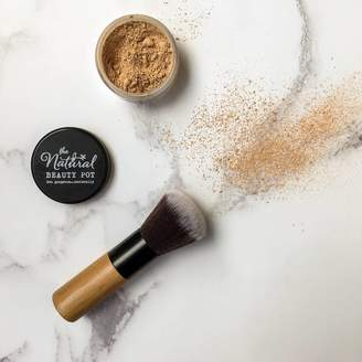 The Natural Beauty Pot Natural Lightweight Mineral Foundation
