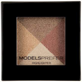 Models Prefer Highlighter Quad 7.4 g
