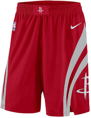 Nike Men's Houston Rockets Icon Swingman Shorts