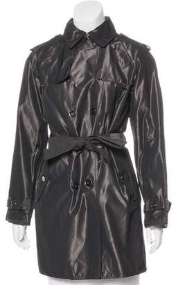 Dolce & Gabbana Double-Breasted Knee-Length Coat
