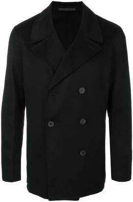 Theory double-faced cashmere peacoat
